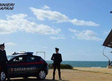 Mazara e Salemi, i carabinieri effettuano controlli del territorio ad ampio raggio
