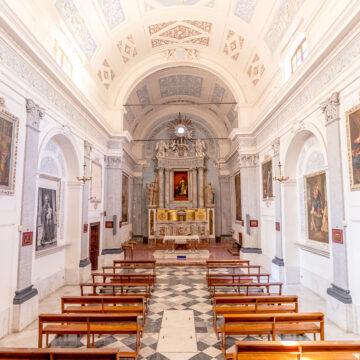 Mazara del Vallo, completati gli interventi nella Chiesa San Giuseppe