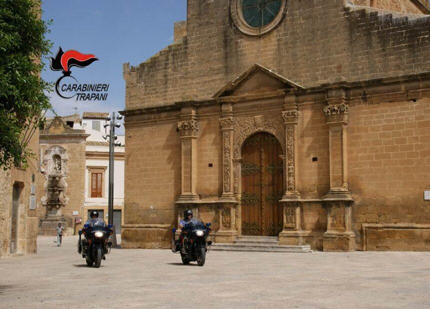 Castelvetrano. 50enne viola le misure cautelari: i Carabinieri lo conducono in carcere