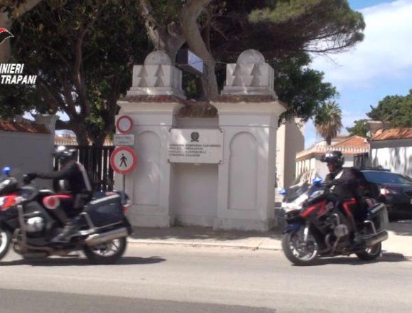 Marsala. Arrestato dai Carabinieri giovane autore di furto con scasso su una automobile