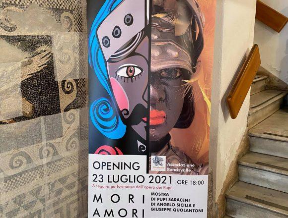 Arte: le tele di Rori in mostra al Museo Mandralisca fino al 22 agosto
