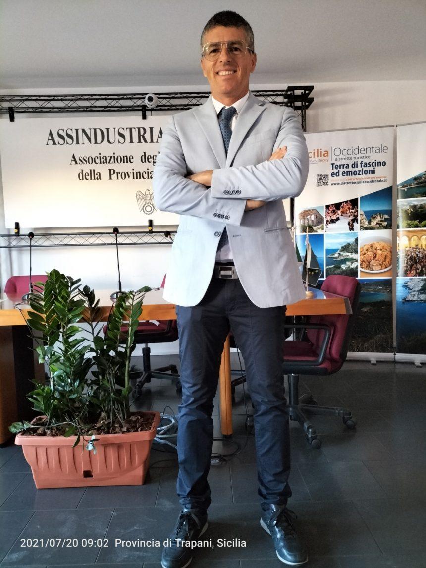 Vito Pellegrino è il nuovo presidente di Sicindustria Trapani