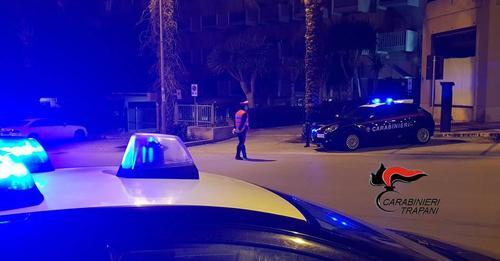 Trapani, continua l'attività dei carabinieri