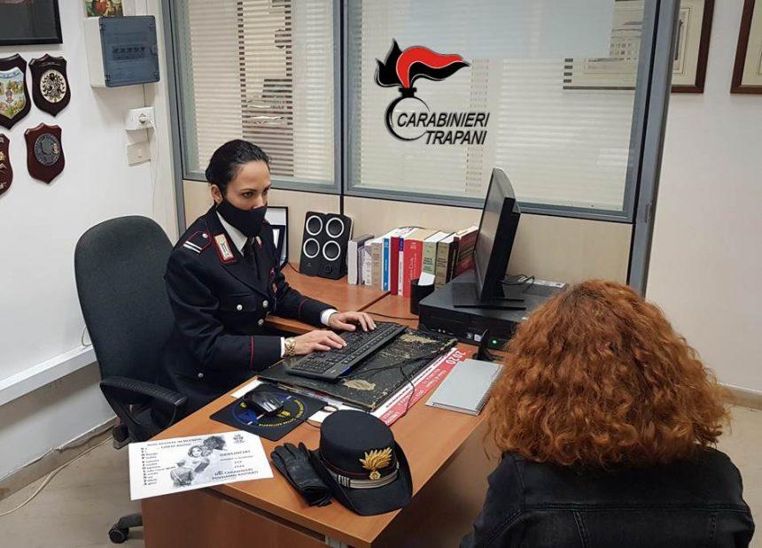 Alcamo e Castellammare del Golfo. I Carabinieri contro la violenza di genere: un arresto e una denuncia