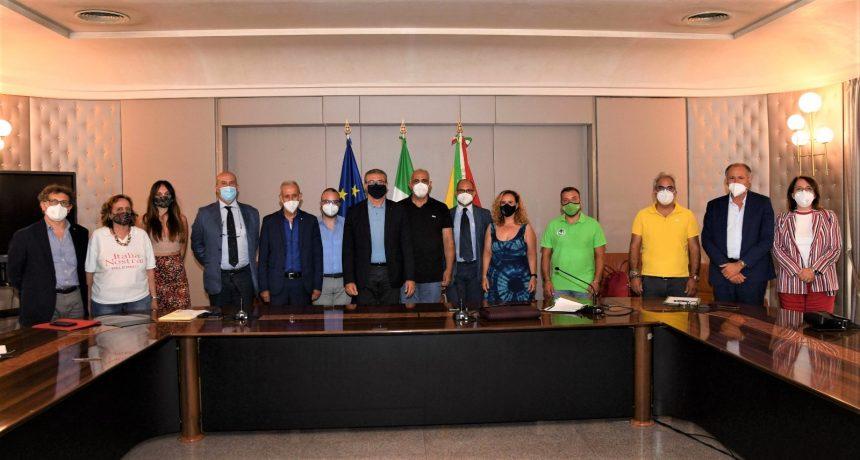 Incendi, Cordaro: «Potenziata prevenzione con associazioni ambientaliste e sportive»
