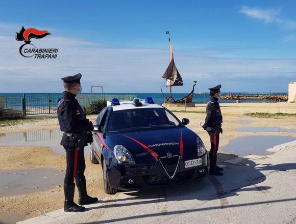 Mazara del Vallo: i Carabinieri sequestrano patrimonio a noto pregiudicato