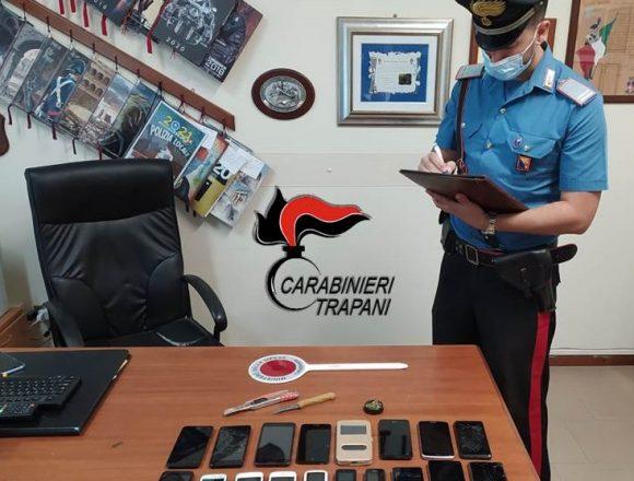 I Carabinieri denunciano 6 persone nel corso dei controlli a Scopello e San Vito lo Capo