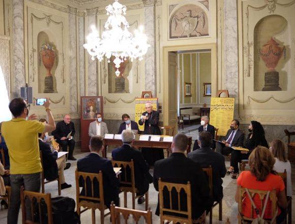 Il Coro Lirico Mediterraneo alla 63esima Settimana Internazionale di Musica Sacra a Monreale