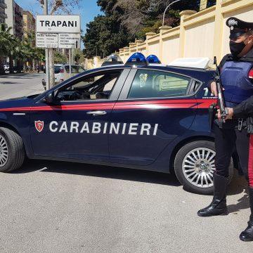 Trapani: servizio coordinato dei Carabinieri. Denunce e sanzioni