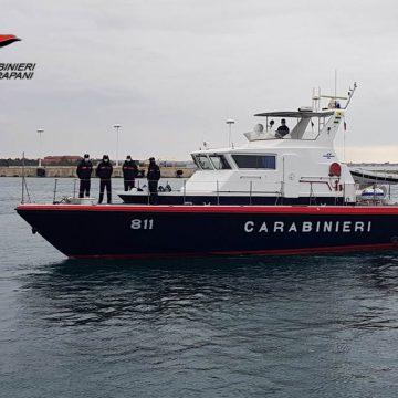 Trapani: pesca di frodo. Denunciati dai Carabinieri 4 palermitani