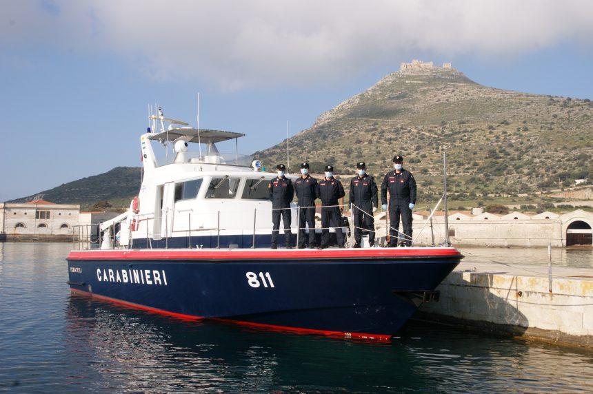 Carabinieri. Intensificati durante la stagione estiva i controlli e le attività di prevenzione sulle isole minori in Sicilia