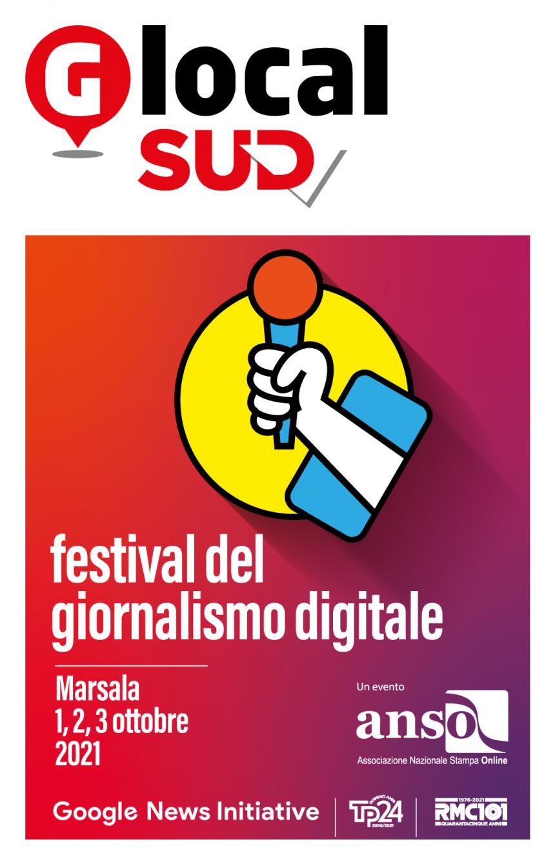 """Glocal Sud: il quotidiano """"Domani"""" è partner, crediti per la formazione e un calendario che si arricchisce di nuovi eventi con giornalisti iscritti da tutta Italia"""
