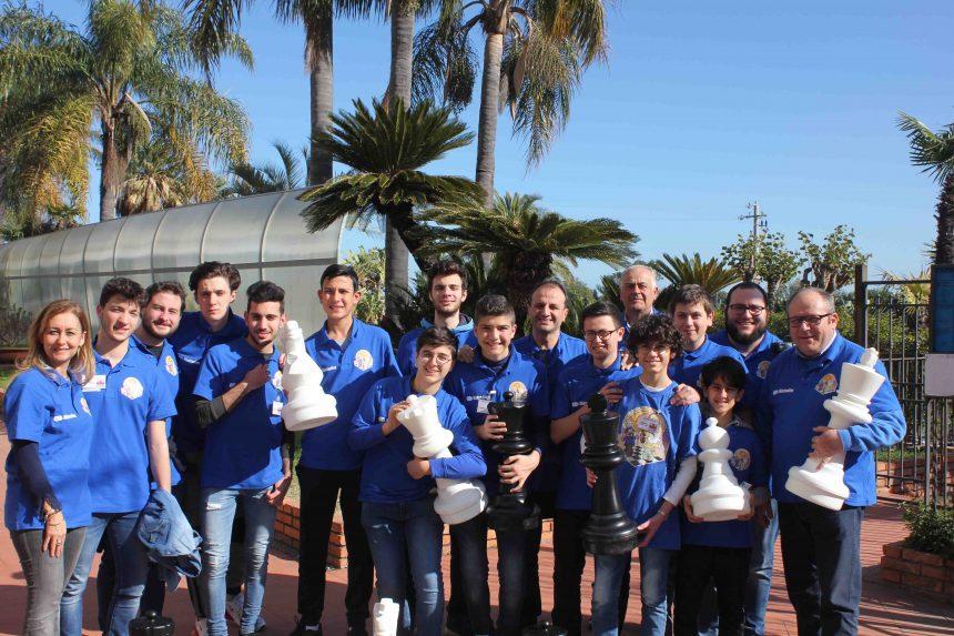 Scacchi: l lilybetani alla volta di Terrasini per il Campionato Italiano a Squadre