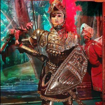 Alta formazione, spettacoli, mostre e antichi copioni: la ricca settimana del Museo Pasqualino
