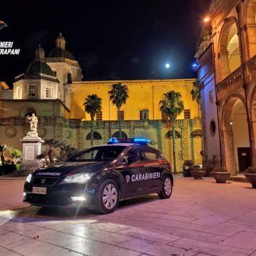 Mazara del Vallo: minacce e atti persecutori arrestato dai Carabinieri