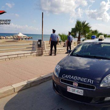Trapani: controlli dei Carabinieri degli esercizi commerciali