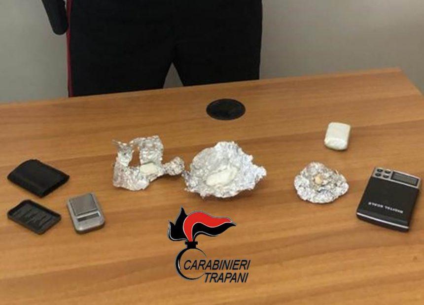 Trapani: droga nel filtro del camper. Un arresto dei Carabinieri