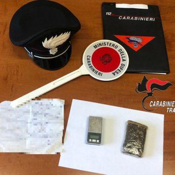 Favignana: arrestato dai Carabinieri spacciatore palermitano in trasferta