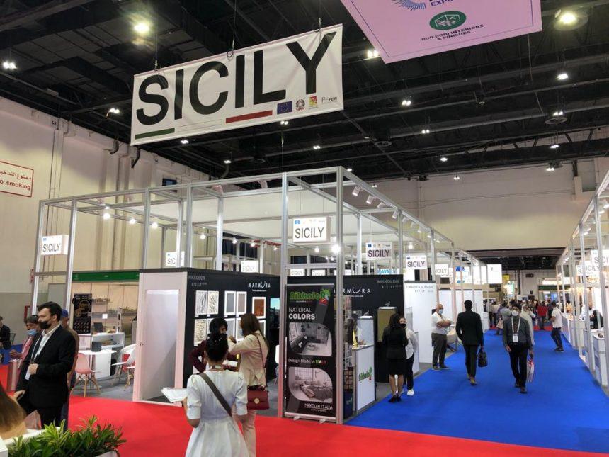 """Attività produttive, 20 aziende siciliane del settore edile alla fiera """"The Big 5"""" di Dubai"""
