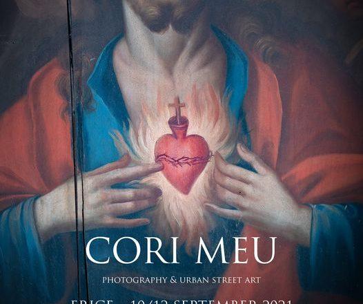 """Ad Erice: """"Cori Meu- Photography & Urban Street Art"""""""