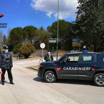 Partanna: atti persecutori per gelosia. Denunciato 25enne dai Carabinieri