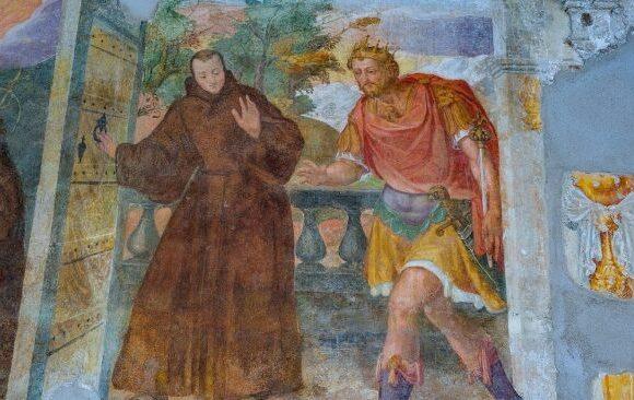 Palermo, visita guidata alla Caserma Ruggero Settimo ex convento di S. Francesco di Paola: dagli affreschi secenteschi alla storia militare contemporanea