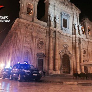 Marsala. Evade dai domiciliari dopo poche ore: arrestato dai Carabinieri e condotto in carcere