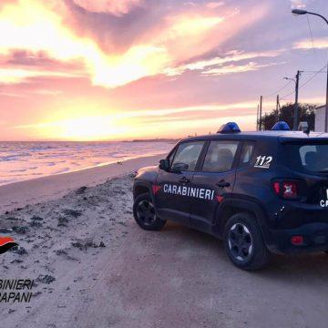 Trapani: controlli dei Carabinieri contro l'immigrazione clandestina: arrestato un ricercato e uno straniero irregolari sul territorio nazionale