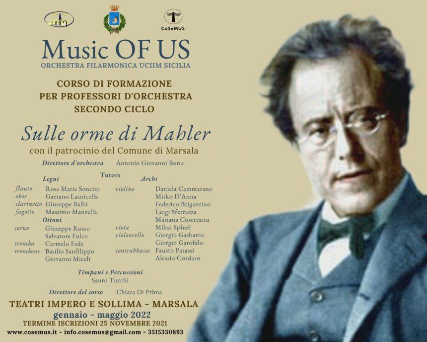 Corso di formazione per professori d'orchestra patrocinato dal Comune di Marsala