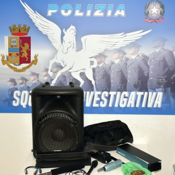 Mazara del Vallo: La Polizia di Stato recupera gli oggetti rubati all'interno di alcune Chiese