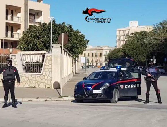 Trapani. 60enne pensionato perseguita l'ex convivente: sottoposto dai Carabinieri al divieto di avvicinamento