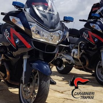 Marsala: i Carabinieri arrestano ladro seriale